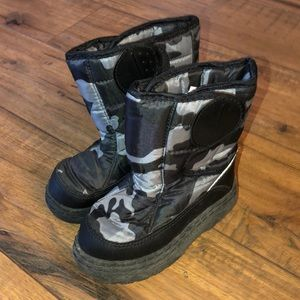Adorable Toddler Snow Boots